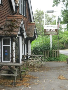 The Dog and Duck, Highmoor, Oxfordshire